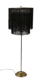 Countryfield tafellamp Amaranda 102 cm E27 staal 40 watt goud