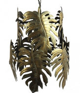 Countryfield hanglamp Firenze led 70 x 57 cm staal goud