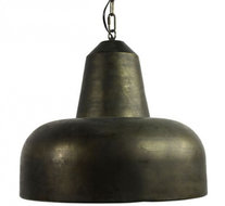 Countryfield hanglamp Cliff led 51 x 47 cm staal zwart